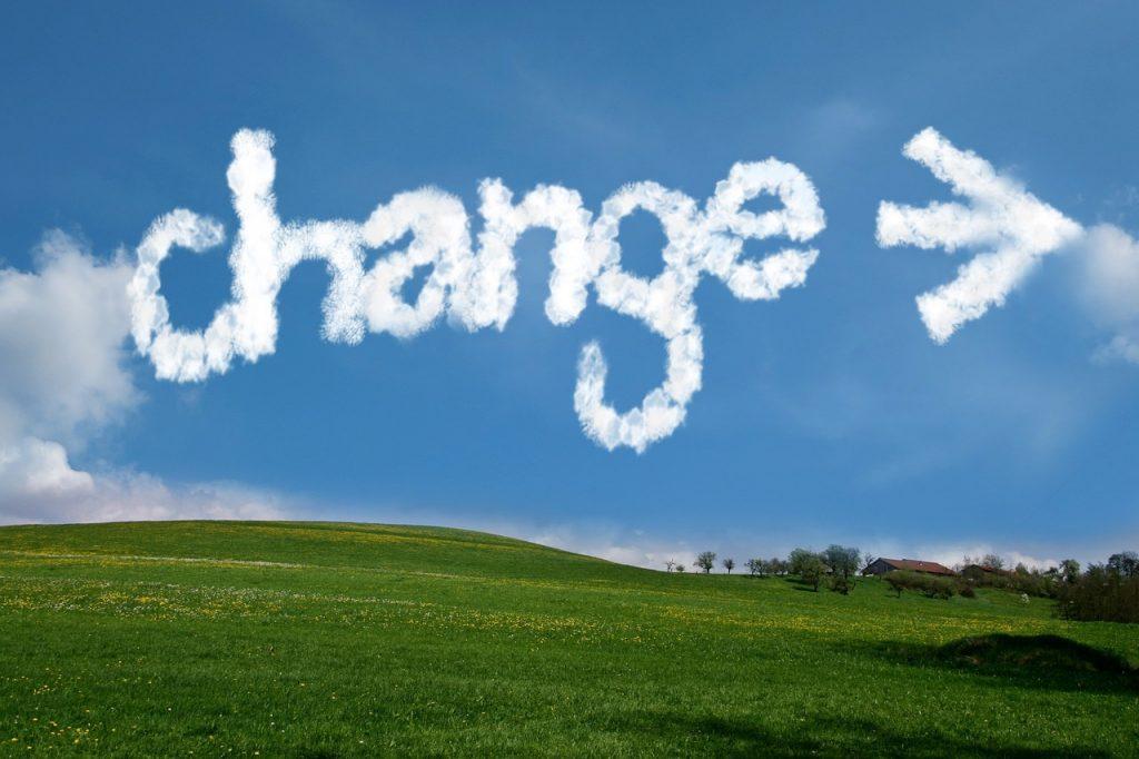 change, arrows, clouds-948024.jpg